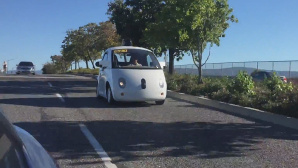 Google Car ©COMPUTER BILD