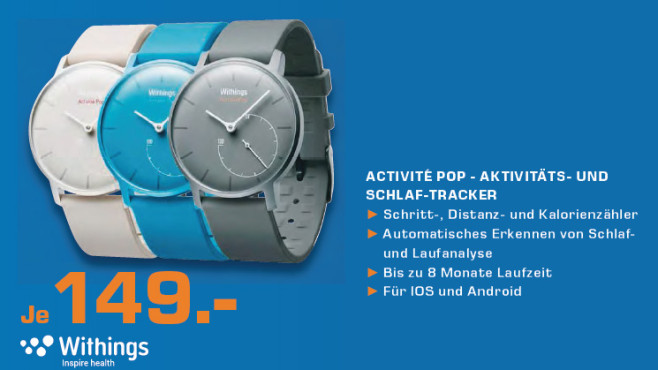 Withings Activit� Pop © Saturn