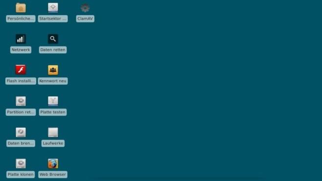 Platz 50: COMPUTER BILD-Notfall-DVD Free (Vormonat: Platz 31) ©COMPUTER BILD