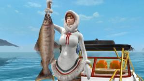 World of Fishing: Betakey ©Gamexcite