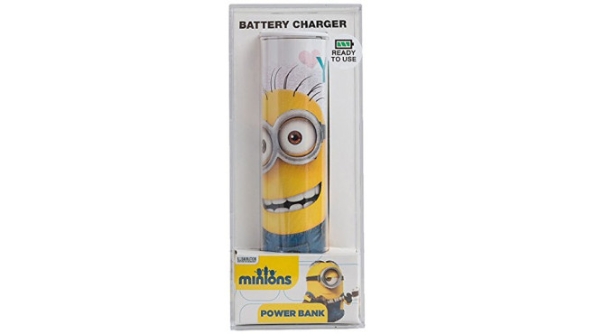 Minions-Powerbank © Amazon