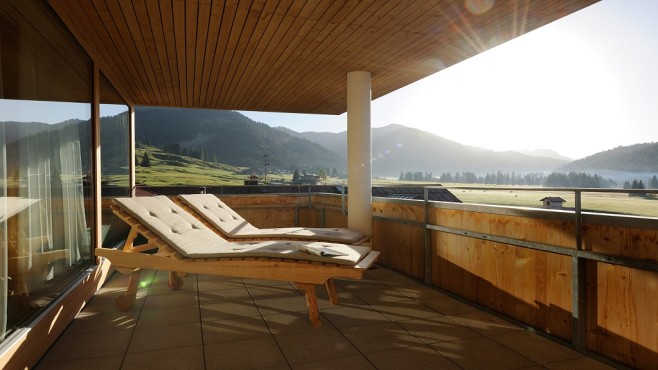 Hubertus Alpin Lodge & Spa © Secret Escapes