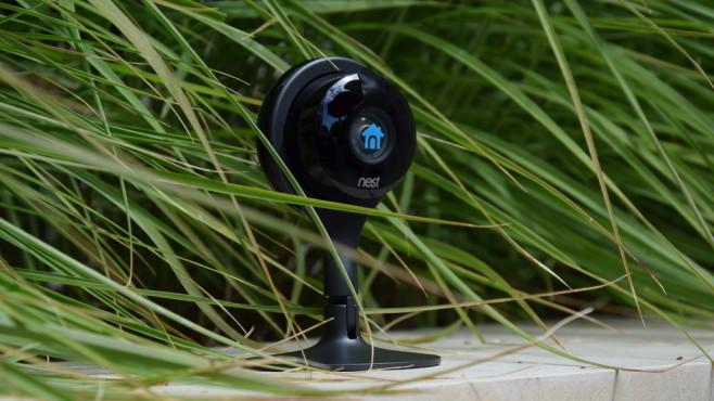 Nest Cam Überwachungskamera ©Nest