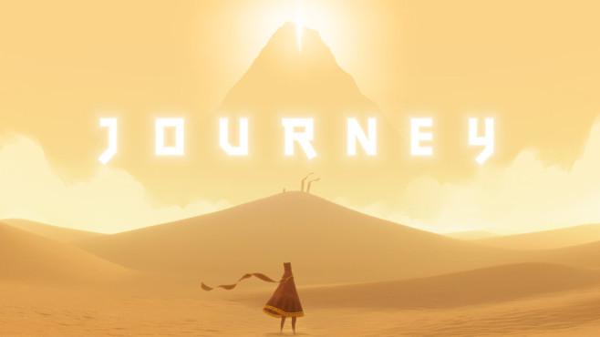 The Journey: Logo ©Thagamecompany