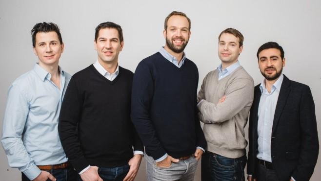 Die Macher von Schutzklick ©simplesurance GmbH