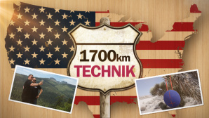 1.700 Kilometer Technik ©COMPUTER BILD