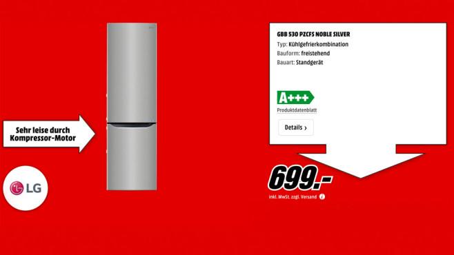 LG GBB 530 PZCFS ©Media Markt