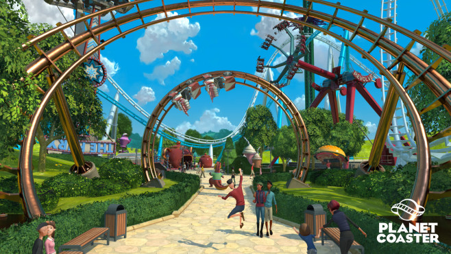 Planet Coaster © Frontiers Development