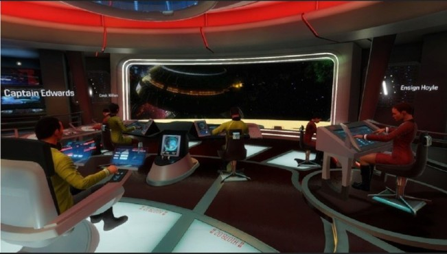 Star Trek: Bridge Crew © Ubisoft