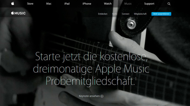 Apple: Preise © Screenshot: Apple/iTunes