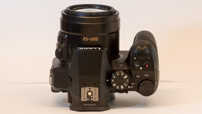 Panasonic Lumix FZ300 ©COMPUTER BILD
