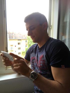 Abdulwahid Ajouaou Saidi (23) aus Mannheim ©Abdulwahid Ajouaou Saidi (23) aus Mannheim