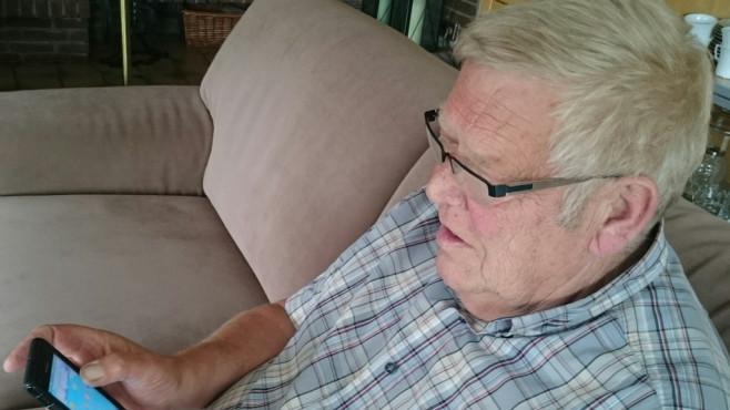 J�rgen Reiners (73) aus Cuxhaven ©J�rgen Reiners (73) aus Cuxhaven