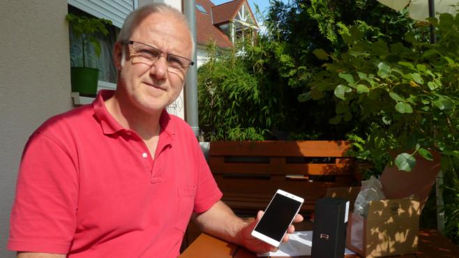 Michael W. Schaub (50) aus Freiburg ©Michael W. Schaub (50) aus Freiburg