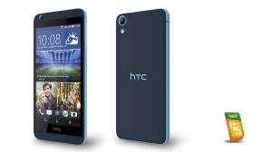 HTC Desire 626G Dual SIM mit Klarmobil-Flat ©HTC, Klarmobil