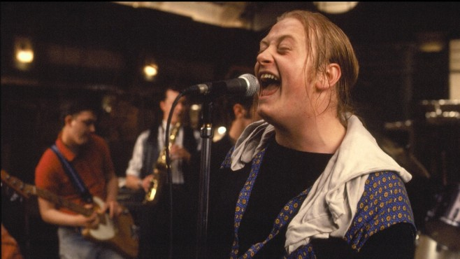 The Commitments: Andrew Strong © Twentieth Century Fox Home Entertainment