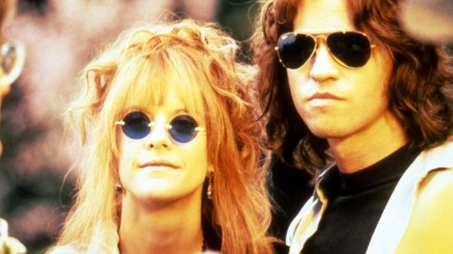 The Doors: Meg Ryan, Val Kilmer © STUDIOCANAL GmbH