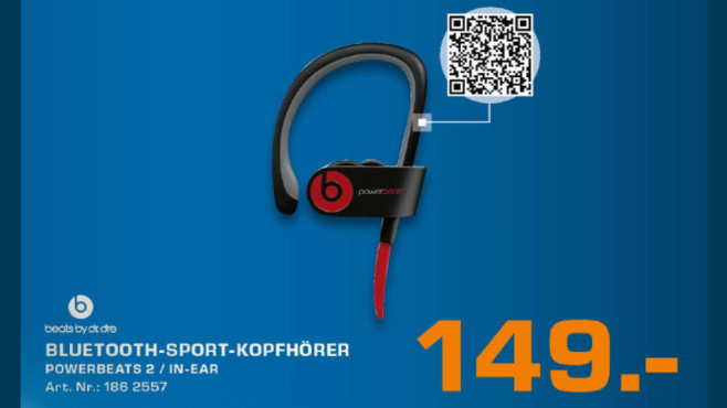 Beats By Dre Powerbeats2 Wireless © Saturn