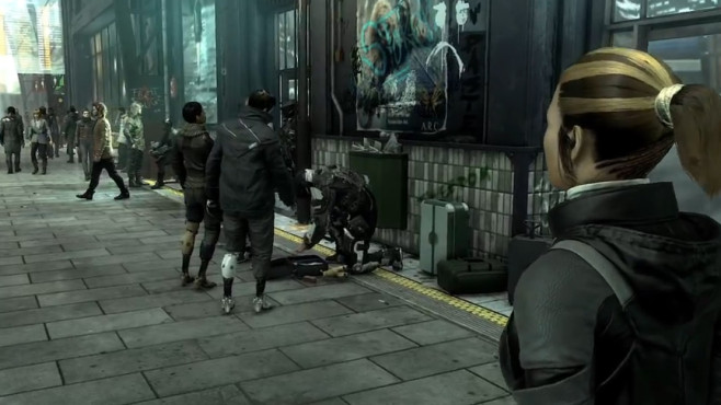 Deus Ex – Mankind Divided © Square Enix