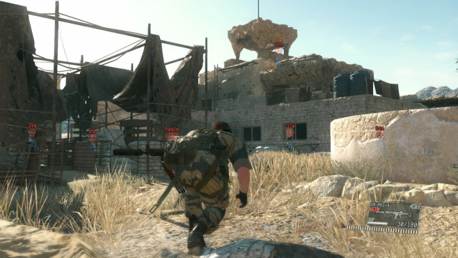 Metal Gear Solid 5 – The Phantom Pain © Konami