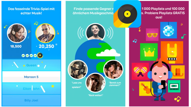 Song Pop 2 © FreshPlanet