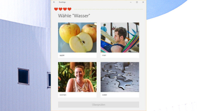 Lerne Englisch und Französisch mit Duolingo: Sprachkenntnisse aufbessern ©COMPUTER BILD