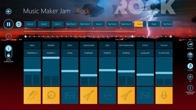 Magix Music Maker Jam: Songs komponieren ©COMPUTER BILD