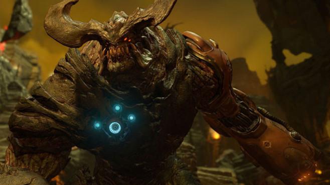 Doom: Beta ©Bethesda
