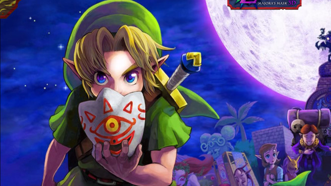 The Legend of Zelda – Majora's Mask © Nintendo