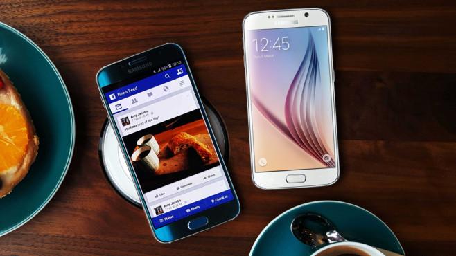 Samsung Galaxy S6 mini ©Samsung
