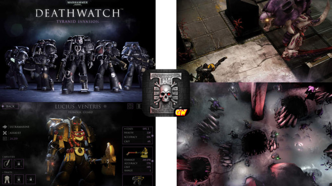 Warhammer 40,000 – Deathwatch: Tyranid Invasion © Rodeo Games