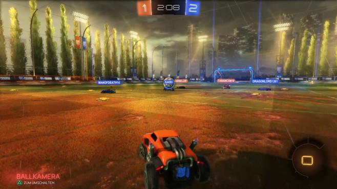 Rocket League: Tipps und Tricks © Psyonix