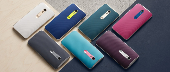 Motorola Moto X Style ©Motorola