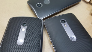 Motorola Moto X Play, Moto X Style, Moto X ©COMPUTER BILD