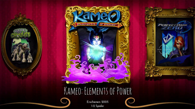 Kameo: Elements of Power © Microsoft/Rare