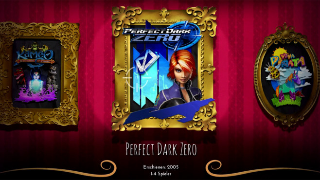 Perfect Dark Zero © Microsoft/Rare