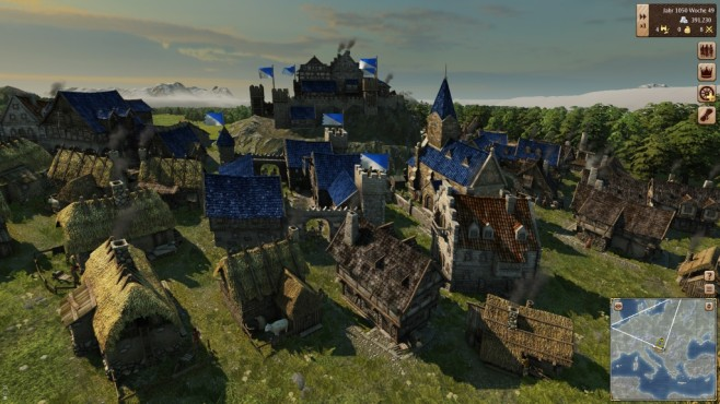 Grand Ages – Medieval © Kalypso Media