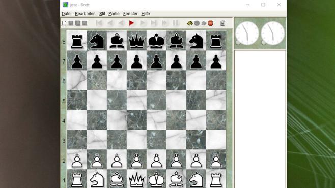 Jose: Schachspiel für Windows-7-Umsteiger ©COMPUTER BILD