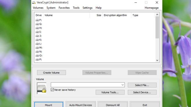 VeraCrypt: Dateien und Ordner mit Passwort schützen ©COMPUTER BILD