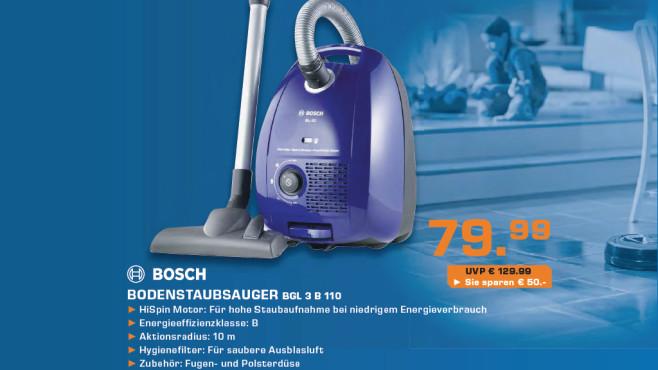 Bosch BGL3B110 ©Saturn