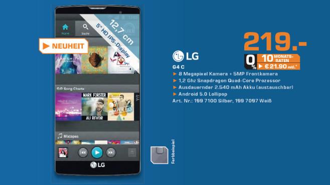 LG G4c ©Saturn