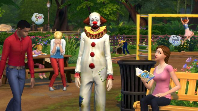 Sims 4: Tragischer Clown ©Electronic Arts