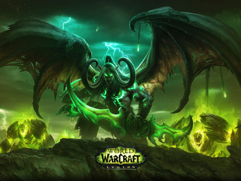 World of Warcraft – Legion © Blizzard