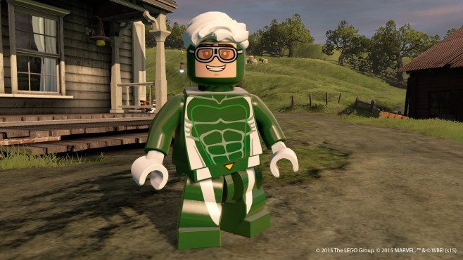 LEGO Marvel's Avengers © Warner Bros. Interactive Entertainment
