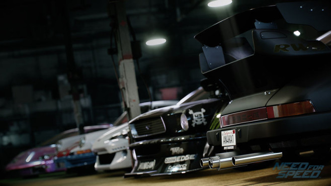 Need for Speed Screenshot 06 © EA