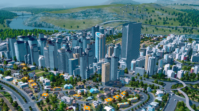 Cities Skylines: Add-on © Paradox