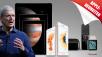 Apple-Keynote ©Apple,  gettyimages/Bloomberg