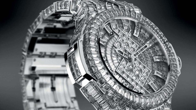 Hublot The 5 Million © thebillionaireshop.com