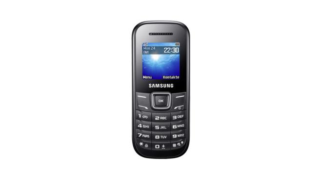 Samsung E1200i ©Samsung