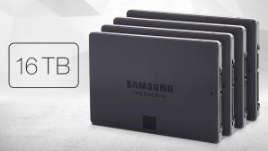 Samsung SSD PM1633a ©Samsung, PC Gamer Magazine / gettyimages.com, tarapong - Fotolia.com